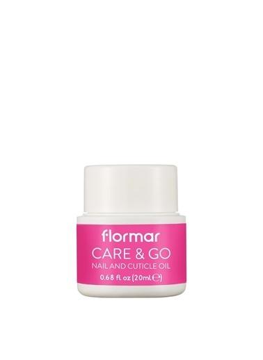 Flormar Care&Go Cutıcle Oıl 000 Care&Go Cutıcle Oıl Renksiz
